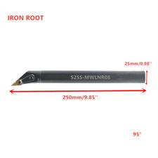 S25S-MWLNR08  CNC Lathe Internal Turning Tool Holder For WNMG08 Inser