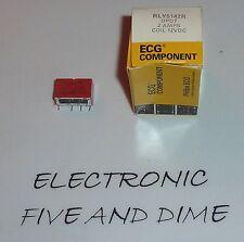 RLY5142R  ECG DPDT  2A COIL12VDC