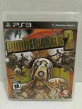Borderlands 2 (PlayStation 3) PS3 Complete EXCELLENT DISC