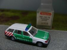 1/87 Wiking MB 230 TE Autobahnpolizei 103 00 B