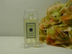 Jo Malone ENGLISH PEAR & FREESIA Bath Oil Size 1oz/30ml + BONUS.*****NEW*****