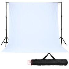 White/Black Backdrop Stand 10x10