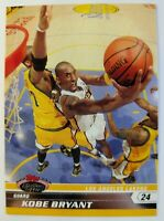 2007 07-08 Topps Stadium Club Kobe Bryant #24, Los Angeles Lakers, Black Mamba