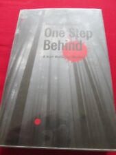 ER OF HENNING MANKELL - ONE STEP BEHIND - 2002 ENGLISH 1ST HB THE NEW PRESS