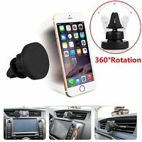 360° In Car Magnetic Air Vent Mount Holder For Samsung Galaxy S6 Edge S7 Edge S7