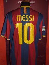 MESSI 2010/2011 BARCELONA MAGLIA SHIRT CALCIO FOOTBALL MAILLOT JERSEY CAMISETA