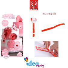 SWEET LACE EXPRESS MODECOR Spatola in plastica, decorazione torta