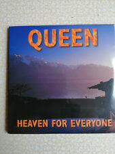 QUEEN – HEAVEN FOR EVERYONE - CD SINGLE 2 TRACKS USA CARD SLEEVE - SEALED!