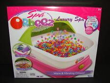 NEW ORBEEZ Luxury Spa Foot Massage Soak 2200 Beads Girls Massaging Treatment NIB
