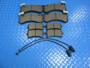 Bentley Mulsanne front rear brake pads TopEuro Premium Quality #6702
