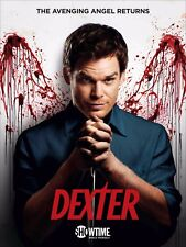 Dexter Poster Length :400 mm Height: 800 mm  SKU: 1473