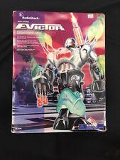 RADIOSHACK EVICTOR ROBOT WARRIOR-2001-MIB