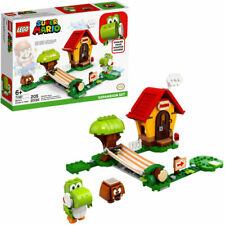 LEGO 71367 Super Mario Mario's House & Yoshi Expansion Set Age 6+ 205pcs