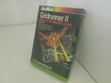 NEW GRIDRUNNER II Attack of the Mutant Camels W/CREASE for COMMODORE 64 128 K24