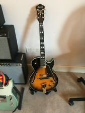 More details for george benson ibanez gb10se hollow body jazz guitar