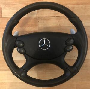 Mercedes Benz Clk 63 Amg Steering Wheel E63 Amg, Cls 55 Amg, Sl 55