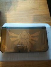 New Nintendo 3DS XL Hyrule Edition Gold Handheld System