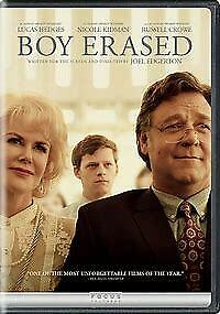 Boy Erased Gat Themed DVD pre owned