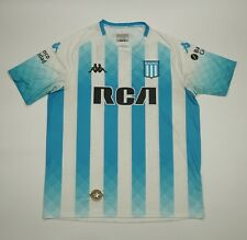 Racing Club 2019 2020 Kappa Home Football Soccer Shirt Jersey Camiseta Kit