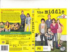 The Middle-2009/17-TV Series USA-[Season 2-3 Disc Set]-3 DVD