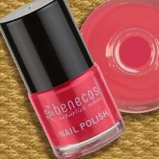 Benecos Nail Polish Hot Summer 9ml Nagellack ohne Formaldehyd Toluol Phthalate..
