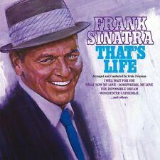 FRANK SINATRA - THAT'S LIFE (LP)  VINYL LP NEW!