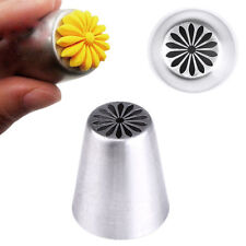 Russian Tulip Icing Piping Nozzles Cakes Decoration Tips Baking Pastry Tools DIY