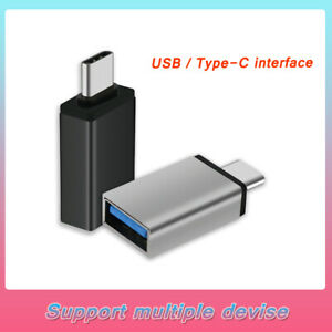 Micro USB-C 3.0 Type C Male OTG Adapter Connector Converter For Android Phone