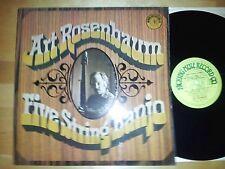 Art Rosenbaum-Five String Banjo LP