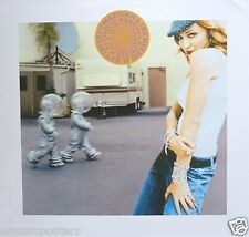 """Madonna """"Remixed & Revisted"""" U.S. Promo Poster - Madonna & 2 Small Space Aliens"""
