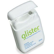 ORIGINAL Amway GLISTER haute qualité soie dentaire avec goût menthe