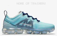 Nike Air Vapormax 2019 Teal Tint Blue Void Spruce Fog Girls Women's Trainers