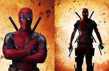 Deadpool art booklet for Steelbook New 32 pages  Limited Edition