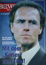 Programm 1993/94 FC Bayern München - VfB Stuttgart