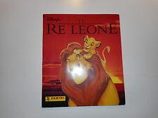 Panini Album Lion King komplett