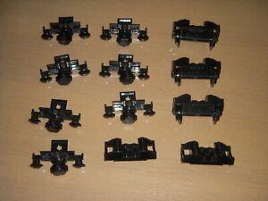 """LEGO Piéces pour trains  """"  Tampons de couplage ref 91968 et essieux  """" Trains"""