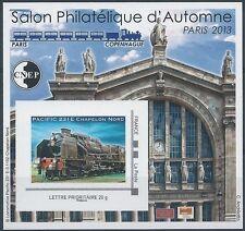 BLOC CNEP - N°64 - PARIS 2013 - Salon Philatélique d'Automne // AUTOADHESIF
