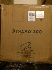 Brand New  MartinLogan Dynamo 300 Home Theater and Stereo Subwoofer - Black