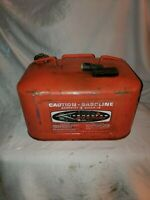 Vintage Kiekhaefer Mercury Vintage Original Outboard Gas/Fuel Tank/Can 6 Gallon