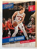 Luke Kennard rookie card 2017-18 Panini Prestige #162 Detroit Pistons