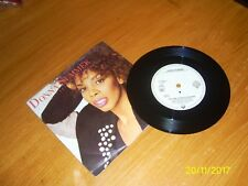 DONNA SUMMER THIS TIME I KNOW IT'S FOR REAL. 7 INCH VINYL.