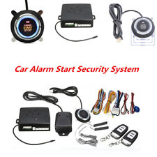 Immobilizer Entry Security System Keyless Start Stop Push Button Remote For Car