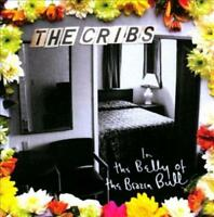 The Cribs - In the Belly of the Brazen Bull [New & Sealed] CD