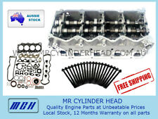 YD25 COMPLETE Cylinder Head Kit for Nissan Navara D40 D22 Pathfinder R51 2.5L TD