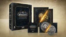 World of Warcraft Battle for Azeroth Collector's Edition ohne Spiel | PC wie neu