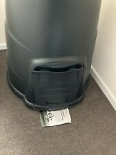 More details for black straight compost bin  - new. can deliver bs48