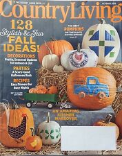 Country Living Magazine - Oct 2016 Fall Ideas