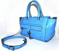 Rebecca Minkoff Bowery Satchel, BLUE - Pre-owned (See Condition) $395