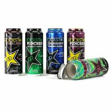 Dosensafe Dosentresor Geldversteck Rockstar Energy Drink, 16,0 x 6,5 cm, Farblic