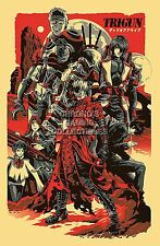 RGC Huge Poster - Trigun Maximum Anime Poster Glossy Finish - ANI177